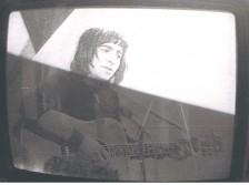 Invité de Patrice Laffont en 1974 sur TF1 (première télé !)