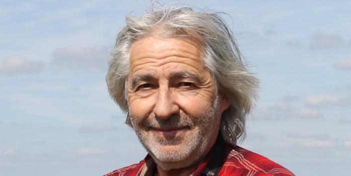 L'auteur en 2014