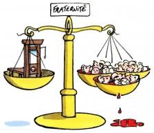 La balance révolutionnaire